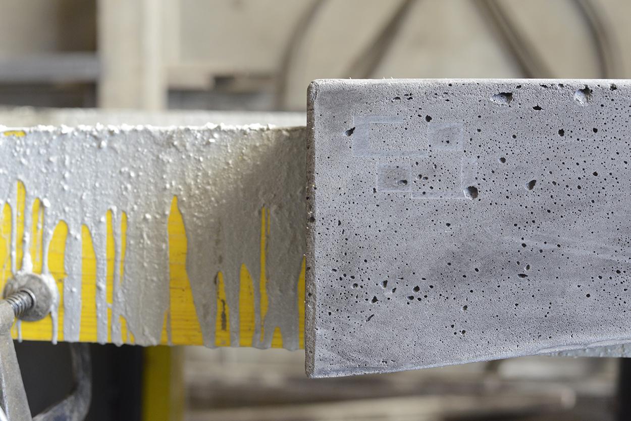 Rivestimento Zoccolo cemento
