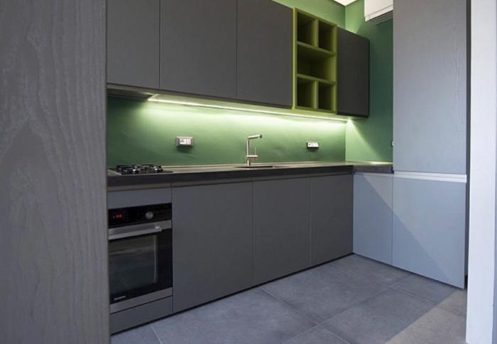 Organizzare lo spazio in cucina