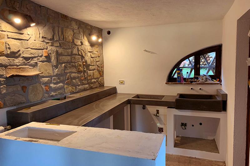 Tutto sulle cucine in muratura: il fascino dell\'antico